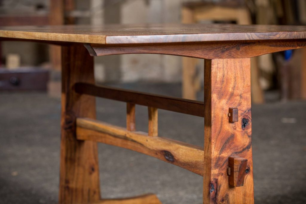 ER trestle table 5